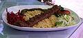 Adana kebab with bulgur.jpg