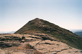 Mount Haystack mountain in United States of America