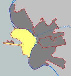 Карта кировского округа омска