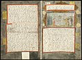 Adriaen Coenen's Visboeck - KB 78 E 54 - folios 128v (left) and 129r (right).jpg