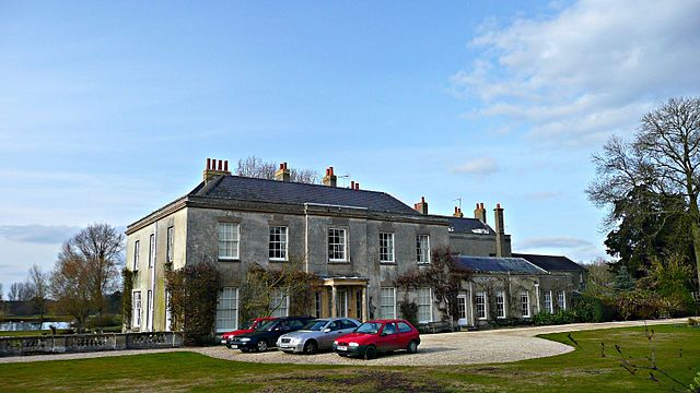Adwell House