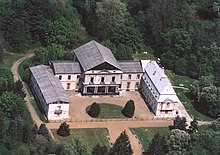Aerial photogrpahy of Hunyady mansion, Kéthely3.jpg