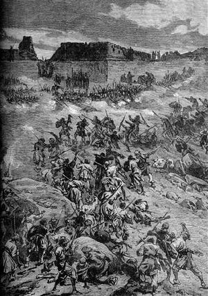 Siege of the Sherpur Cantonment - 200 px
