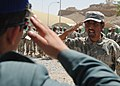 Afghan Border Police graduate receives a certificate in Spin Boldak.jpg