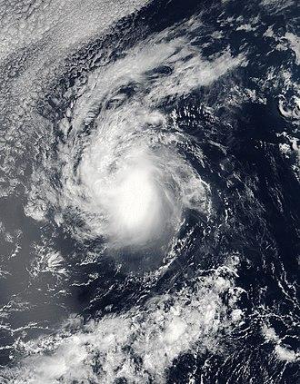 2016 Pacific hurricane season - Image: Agatha 2016 07 02 2130Z