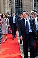 Agents du Groupe de sécurité de la présidence de la République - Carla Bruni.jpg