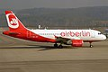 Air Berlin (operated by Belair), HB-JOY, Airbus A319-112 (15836593743).jpg