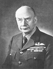 Air Chief Marshal Sir Frederick Bowhill