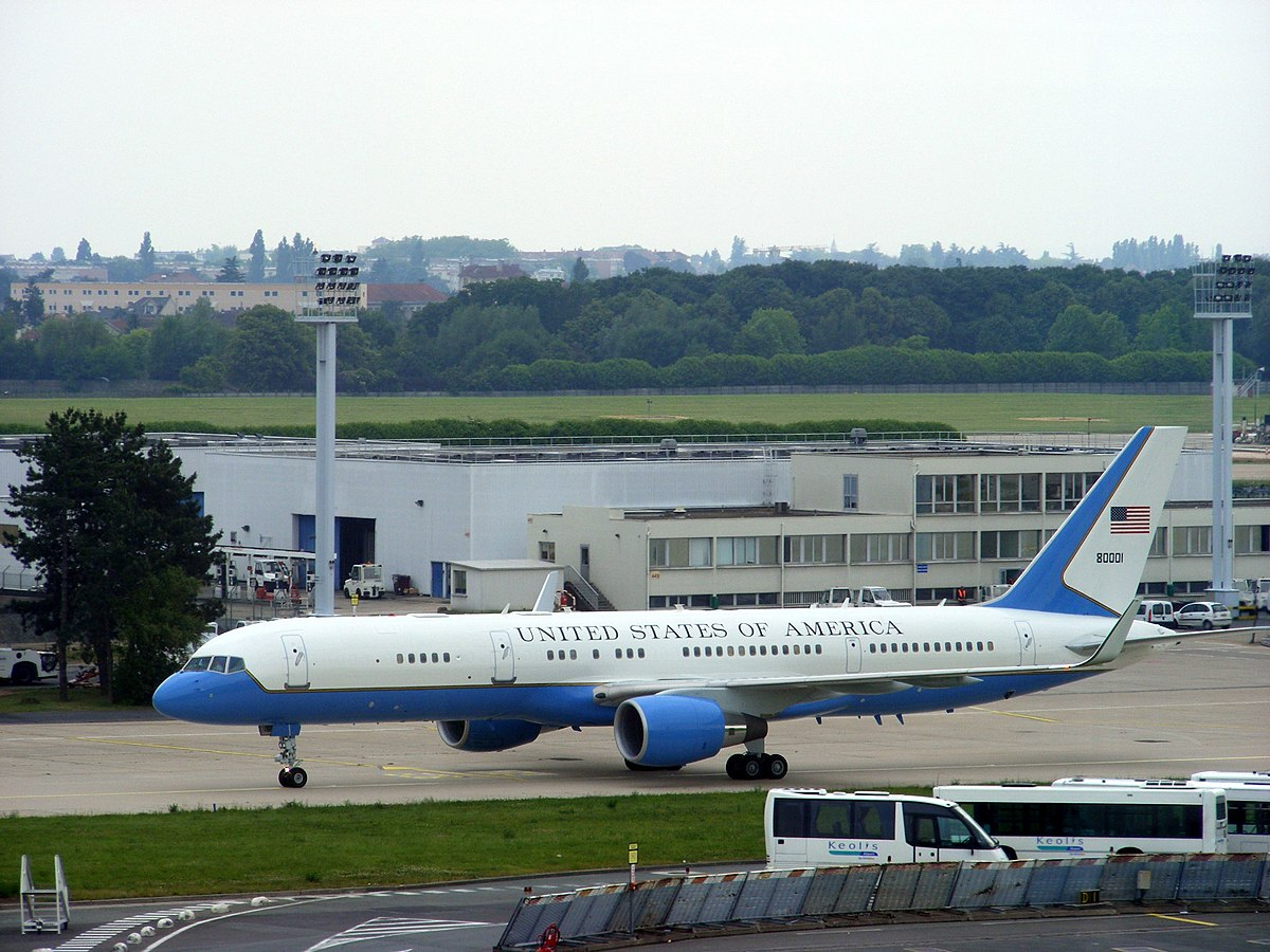 Boeing C 32 — Wikipédia