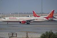 VT-PPL - A321 - Air India