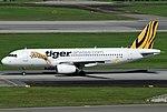 Airbus A320-232, Tiger Airways JP7254205.jpg