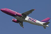 HA-LPX - A320 - Wizz Air