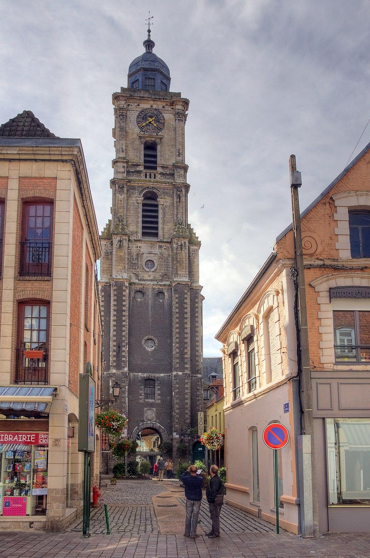 Beffroi D Aire Sur La Lys Wikipedia