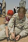 Airmen, Soldiers, Share Experience of Ziggurat in Ur With Iraqi People DVIDS56554.jpg