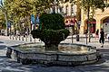 Aix en Provence Fontaine des neufs canons 01.jpg