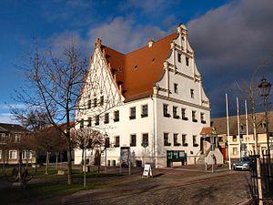 Aken (Elbe) - Town hall