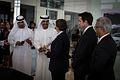 Al Tayer Motors' Opens New Jaguar Land Rover Showroom in Sharjah, UAE (9797583194).jpg