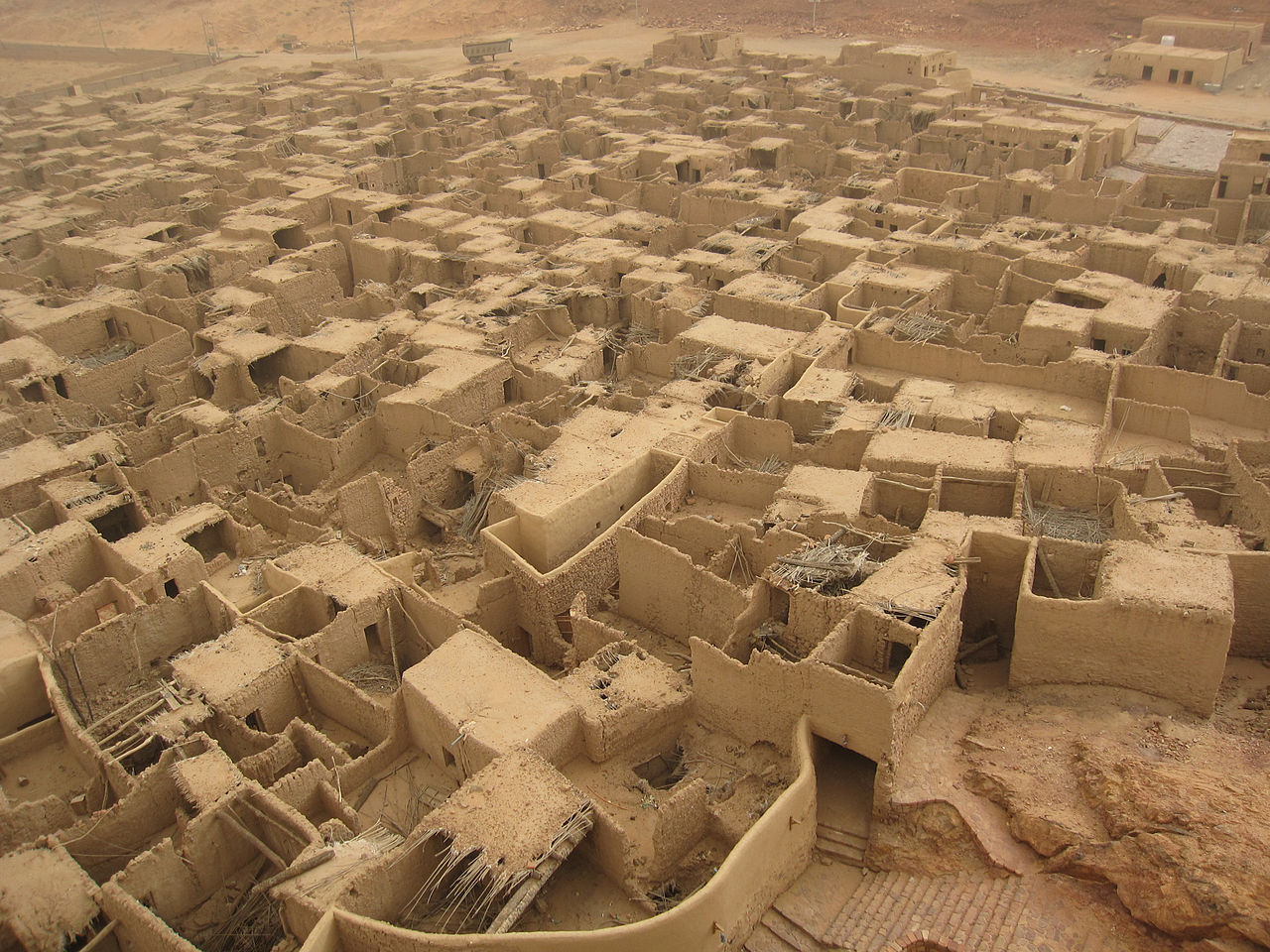 Al-'Ula old town