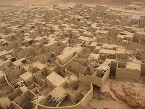 Al-`Ula - Image: Al Ula old town, Saudi Arabia 2011