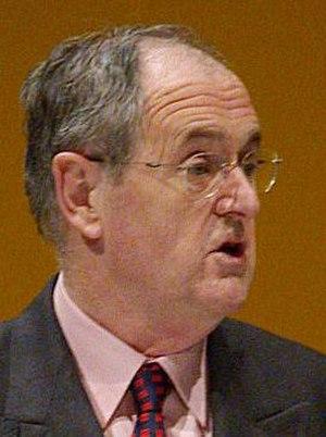 Social and Liberal Democrats leadership election, 1988 - Image: Alan Beith (2008)
