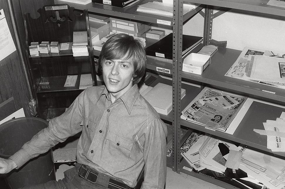 Alan Light 1975