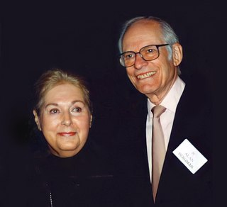 Alan and Marilyn Bergman American lyricists and songwriters