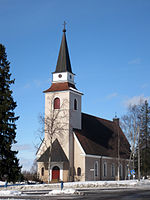 Alavieska Church 20100331.JPG