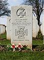 Albert Gill VC Grave.JPG