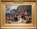 Albert maignan, partenza della flotta normanna alla conquista dell'inghilterra, dives 1066, 1874.JPG