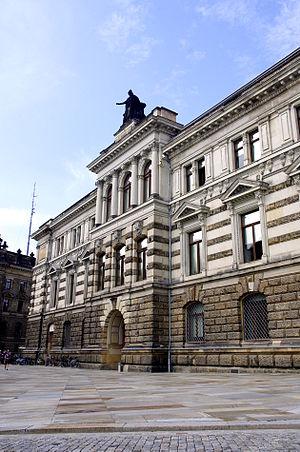 Albertinum - Image: Albertinum Dresden