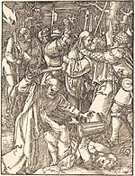 Albrecht Dürer, The Betrayal of Christ, probably c. 1509-1510, NGA 6761.jpg