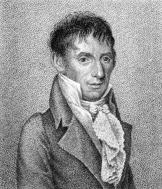 Alessandro Rolla - Alessandro Rolla, Milan, c. 1820, on a stipple engraving by Luigi Rados (1773–1840).