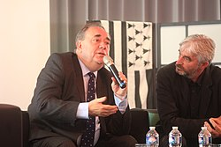 Alex Salmond conference at the Festival Interceltique Lorient 2017 - 7790