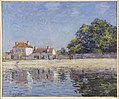 Alfred Sisley - Bords du Loing, Saint-Mammes (The River Loing at Saint-Mammes) - 2017.78.1 - Yale University Art Gallery.jpg