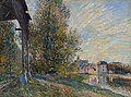Alfred Sisley At Moret-sur-Loing 1881.jpg