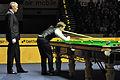 Ali Carter and Jan Verhaas at Snooker German Masters (DerHexer) 2013-02-02 01.jpg