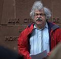 Ali Ruckert, Gedenkfeier KPL um Sowjeteschen Éieremonument, 2015.NEF.jpg