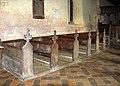 All Saints, Horsey, Norfolk - North aisle - geograph.org.uk - 321595.jpg
