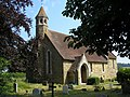 All Saints Church, Blackham, Sussex - geograph.org.uk - 193415.jpg