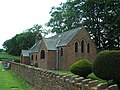 All Saints Church, Calthwaite, In the Parish of Hesket-in-the-Forest - geograph.org.uk - 187728.jpg