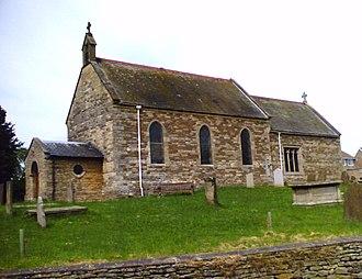 Ingham, Lincolnshire - Image: All Saints Church, Ingham