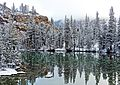 All is Calm, All is White, Yosemite NP 5-20-15 (18016642428).jpg