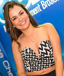 Allie Haze AVN Expo 2015 2 (cropped).jpg