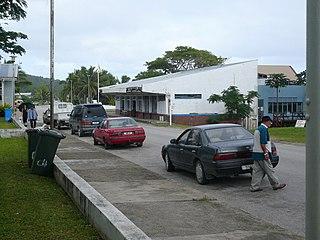 City in Tafiti, Niue