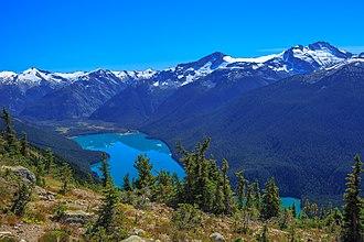 American Cordillera - Canadian Rockies