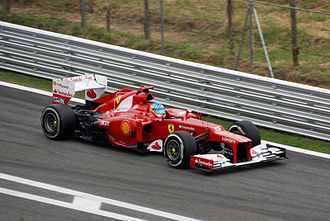 2012 Brazilian Grand Prix - Fernando Alonso needed to overcome a 13-point deficit to Sebastian Vettel.