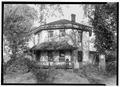 Alonzo Benedict House, Prairie du Chien, Crawford County, WI HABS WIS,12-PRACH,3-1.tif