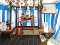 Altar of JICHINSAI or SHINTO ceremony of sanctifying ground 地鎮祭の祭壇.jpg
