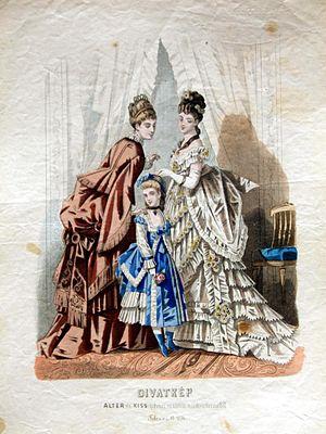 Alter és Kiss -  February 1874; Alter és Kiss Fashions