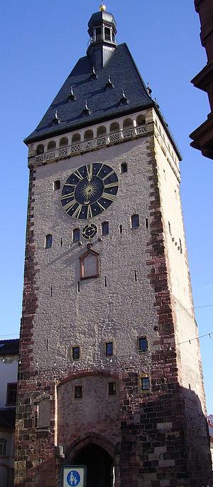 Old Gate (Speyer) - Westside